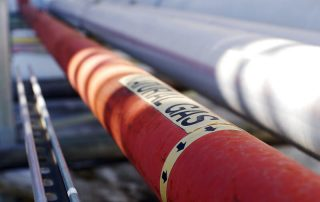 natural gas pipe