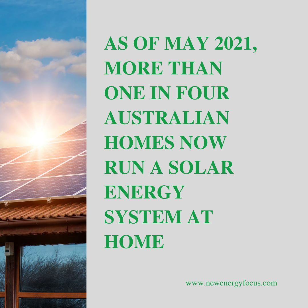 graphic of Solar energy system at home